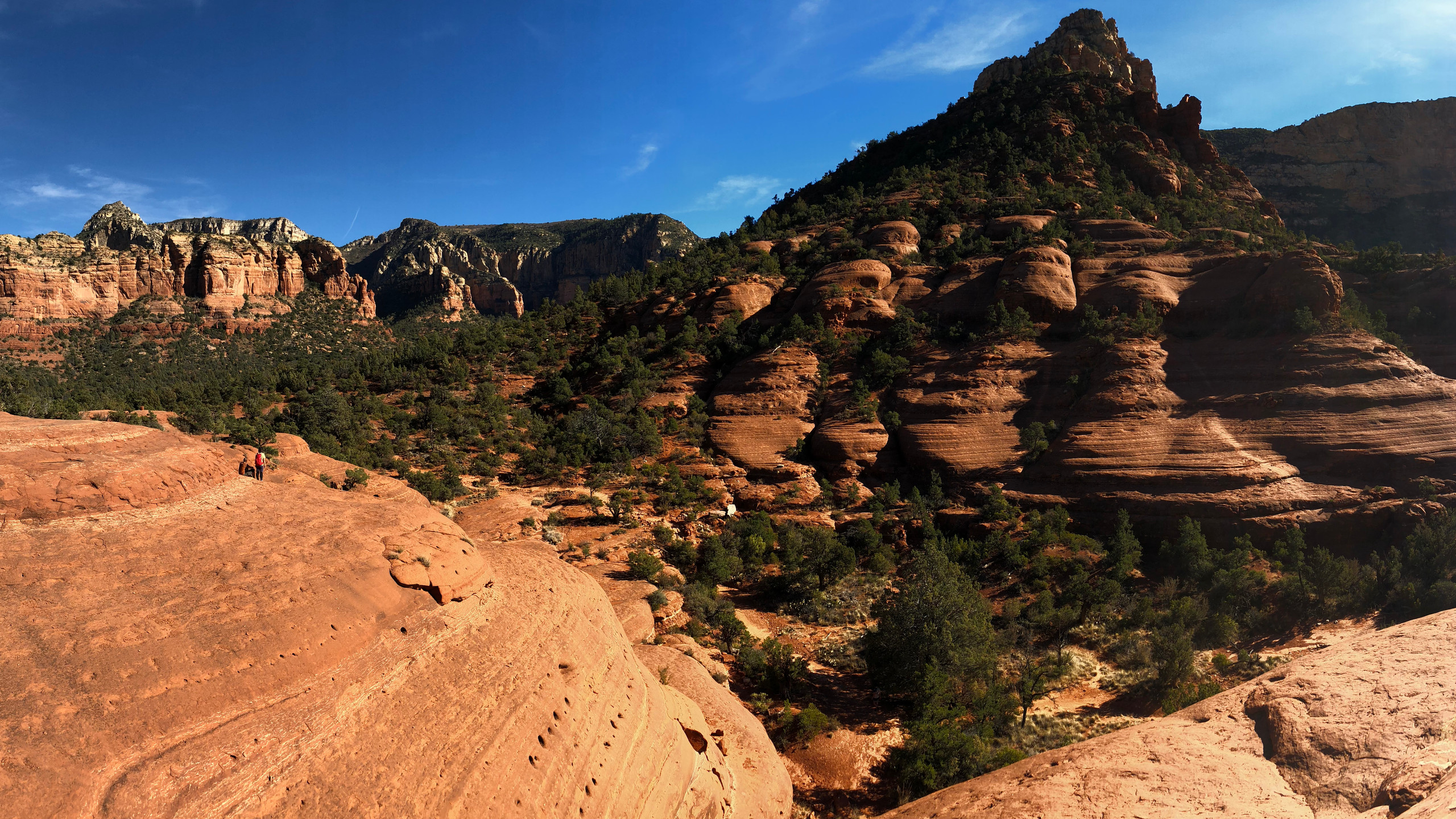 We took a trip to Sedona for more sights and adventures!