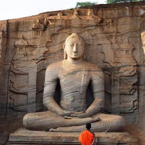Полоннарува , великолепная средневековая столица Шри-Ланки.