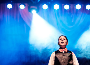 Event Photography - Bugsy Malone - Albany Theatre