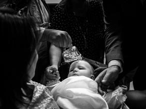Baptism St John Vianney