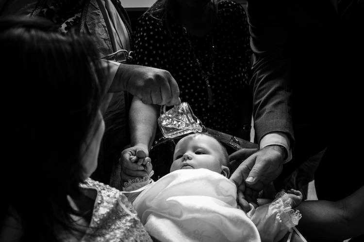 Baptism Photography St John Vianney Coventry