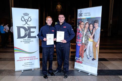 DofE Awards Presentation Evening