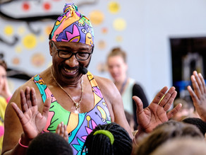 A Day With Mr Motivator