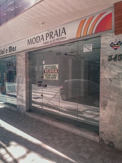 Loja no Ed. Maria Paula