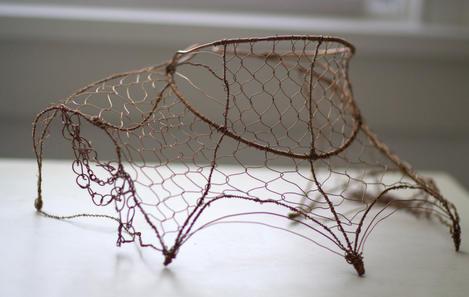 Wire Chest Piece