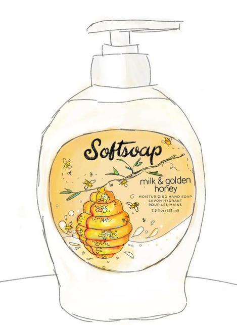 Softsoap Rebranded
