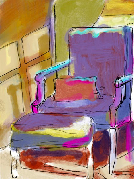 Morning Throne
