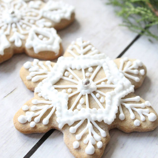 Handmade Iced Biscuits