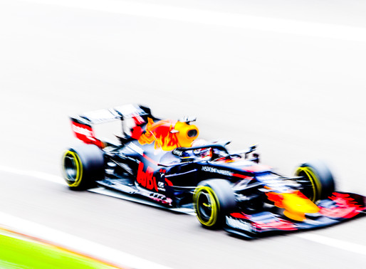 The F1 'Silly Season' That is 2020