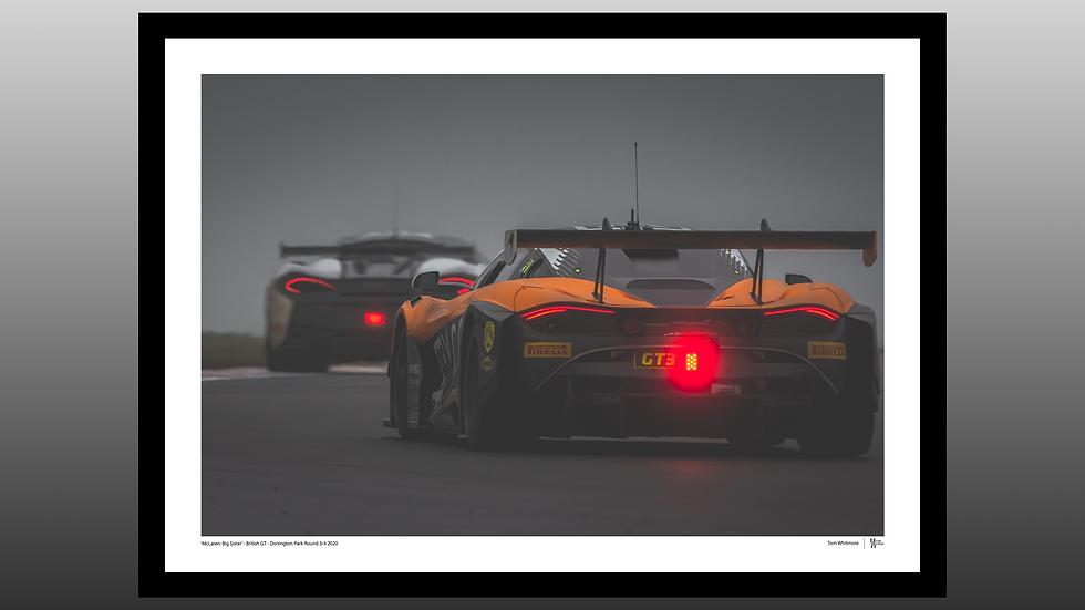 McLaren: Big Sister