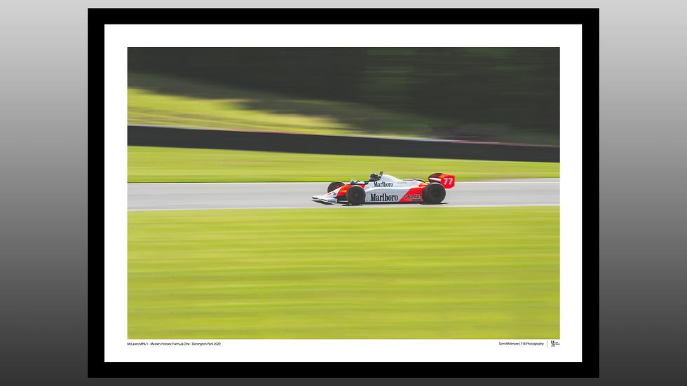 McLaren MP4/1 Donington Park