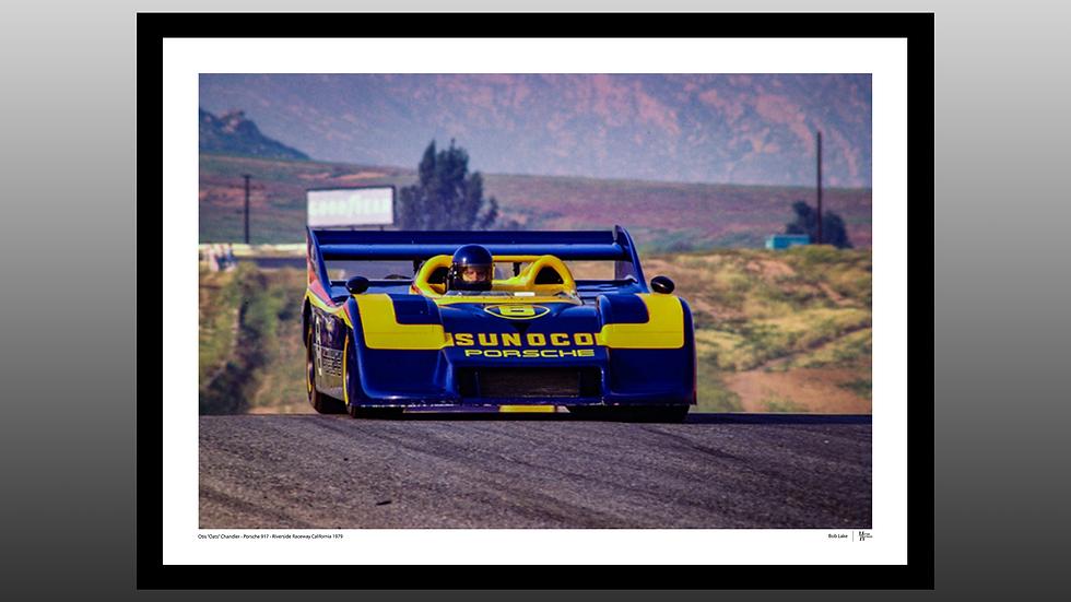 "Porsche 917 - Otis ""Oats"" Chandler - LA Times GP 1979"