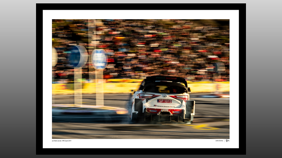 Jari-Matti Latvala - WRC Spain 2019