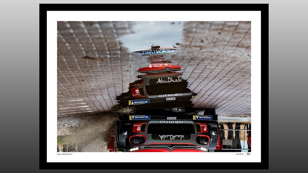 Citroen - WRC Spain 2018