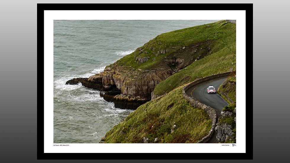 Ott Tanak - WRC Wales 2019