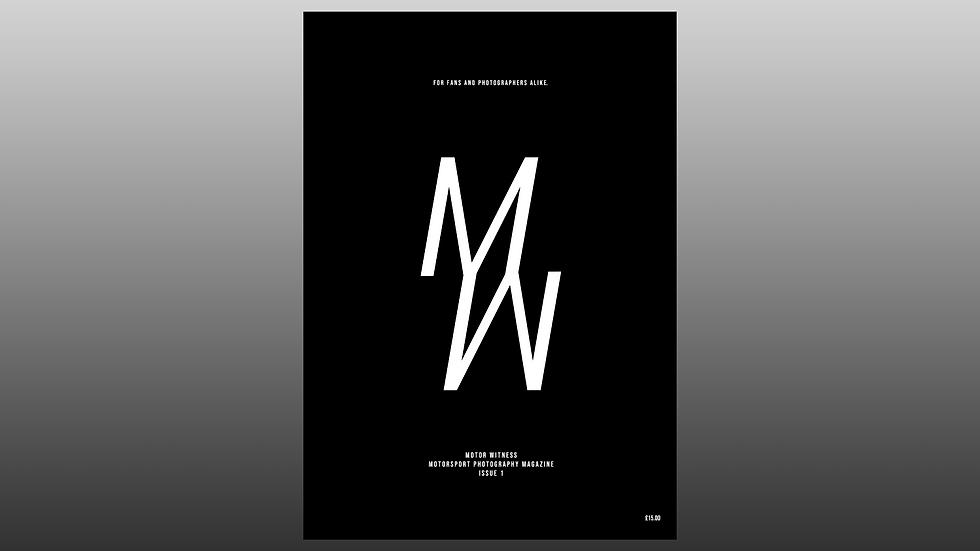 Digital Magazine Issue 1