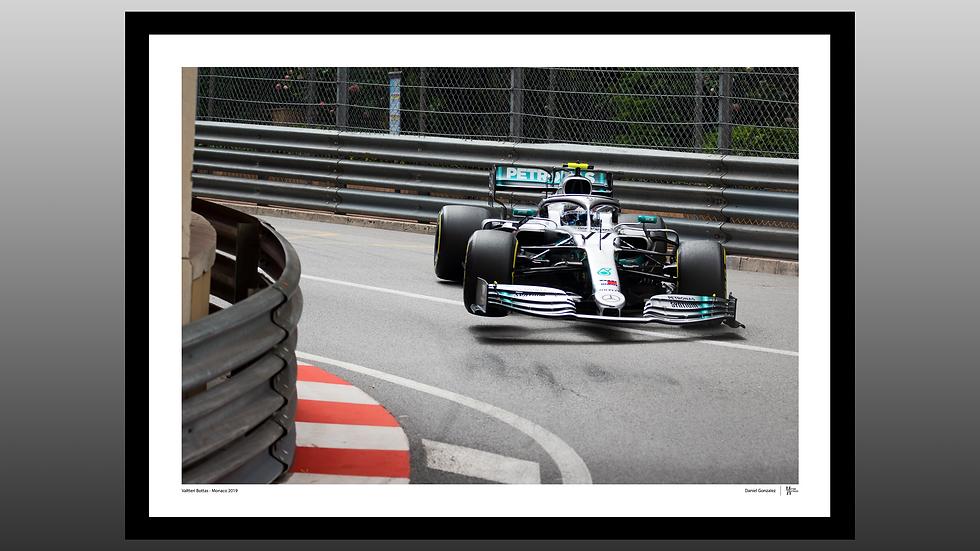 Valtteri Bottas - Monaco 2019
