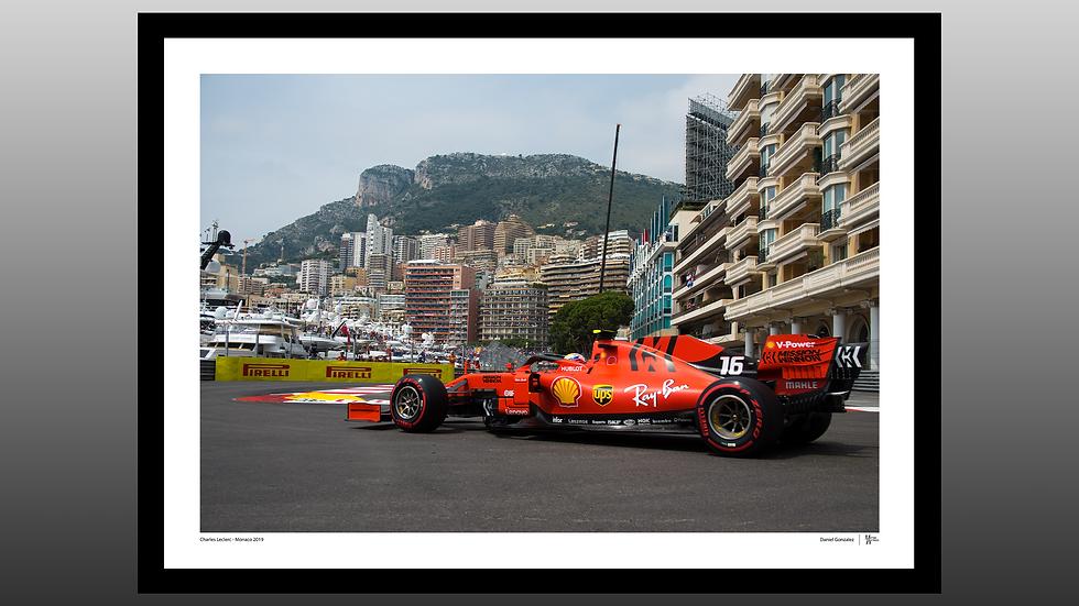 Charles Leclerc - Monaco 2019