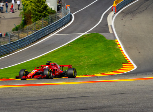 Have Ferrari Inadvertently Given Vettel an F1 Lifeline?
