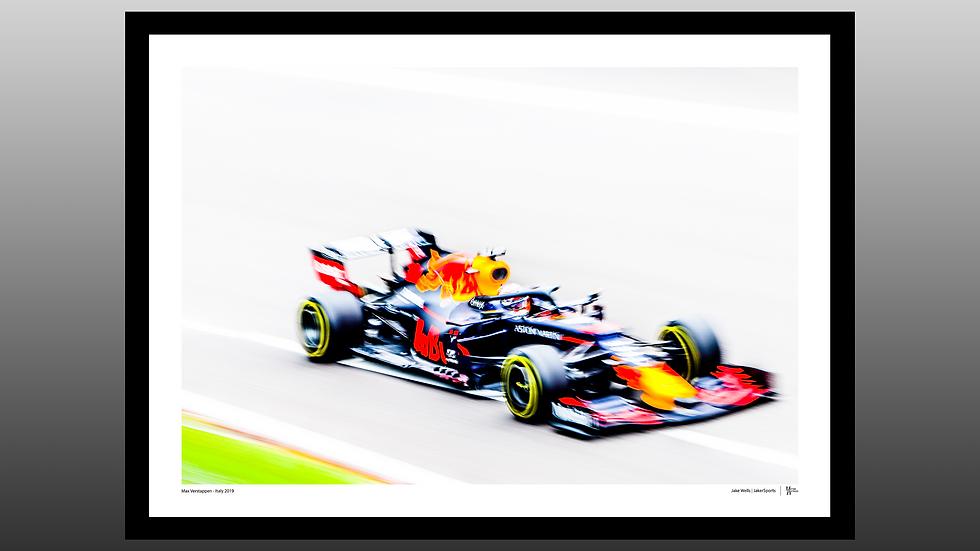 Max Verstappen - Italy 2019