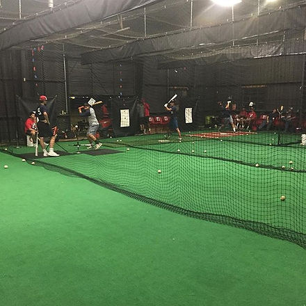 TPU 18u boys getting there reps in getting ready for this weekend showcase! #recruit #college #proce