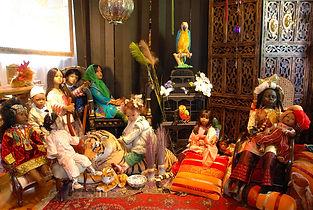 Orientaliska hörnan