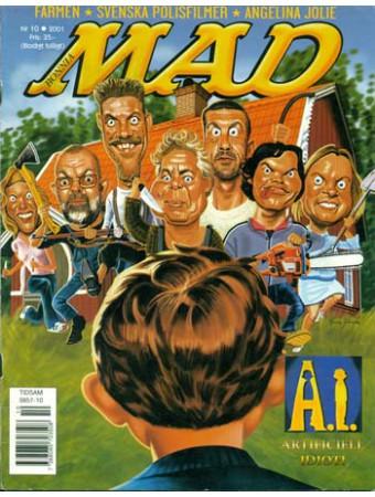 MAD 2001 #10