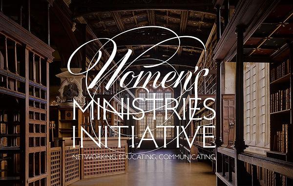 Women's Ministries Initiative.jpg