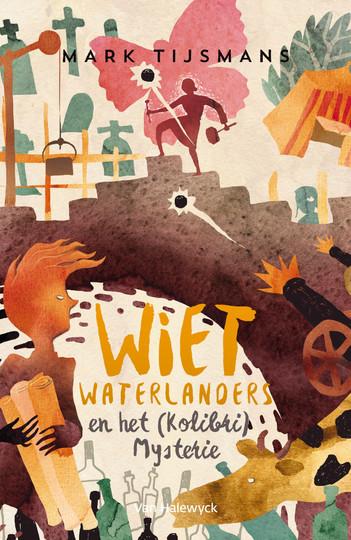 Wiet Waterlanders en het (Kolibri) Mysterie