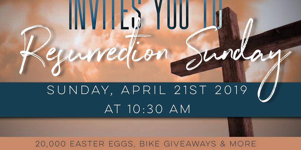 Resurrection Sunday- Fresno Campus