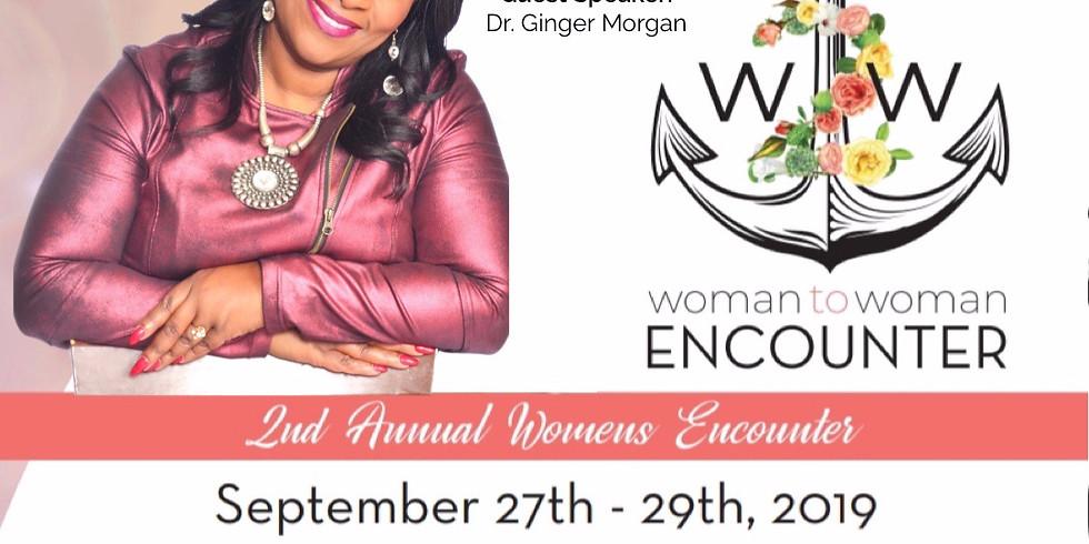 Woman to Woman Encounter