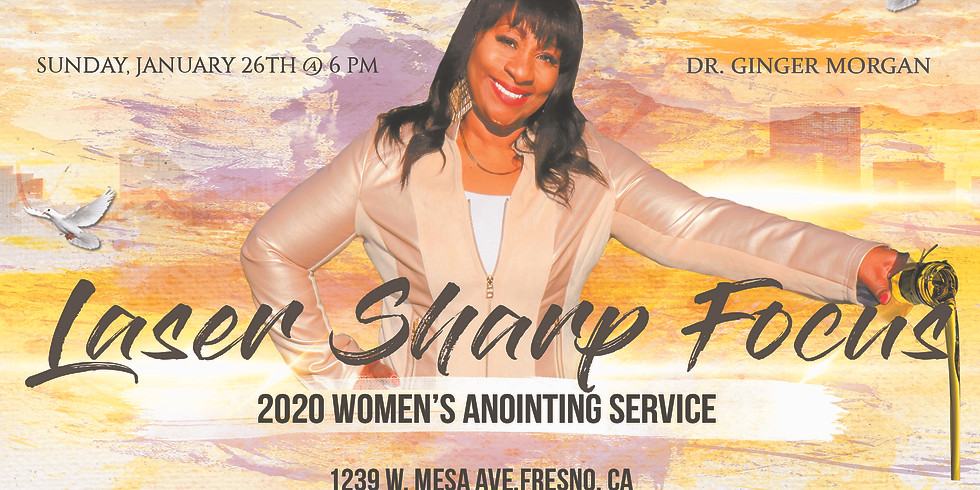 Women's Anointing Service