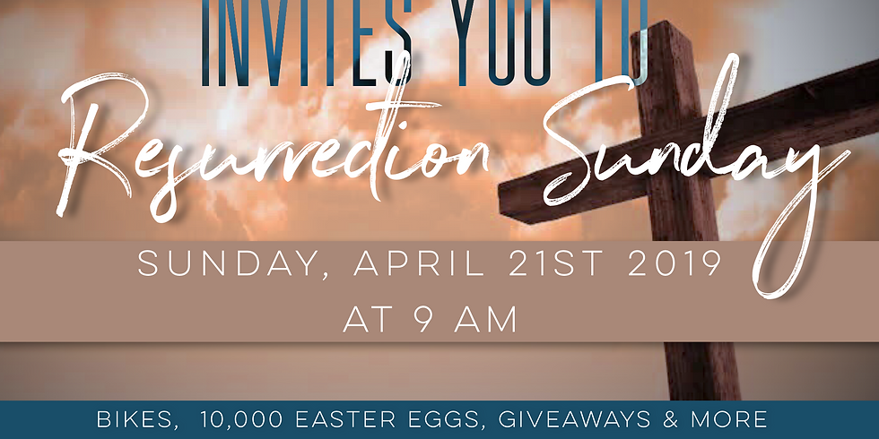 Resurrection Sunday- San Jose Campus