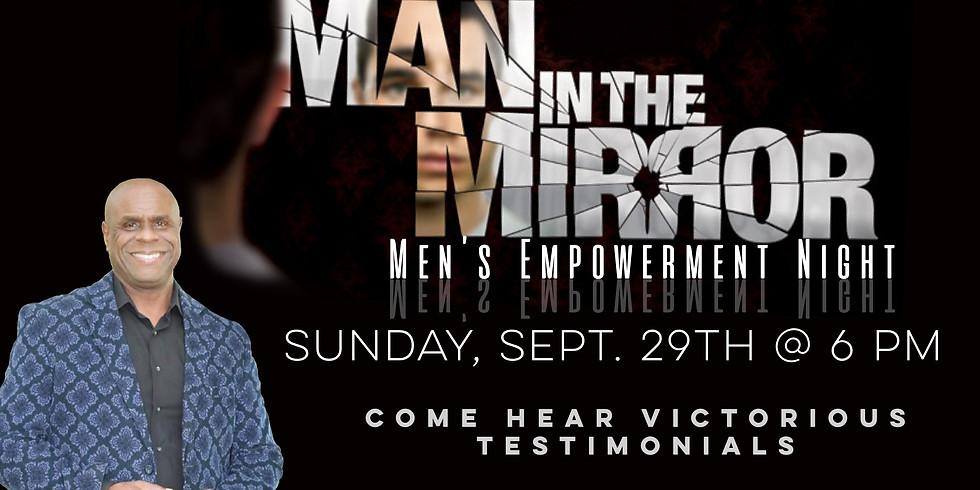 Man In The Mirror: Men's Empowerment Night