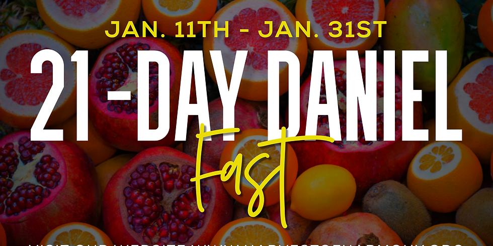 21-Day Daniel Fast