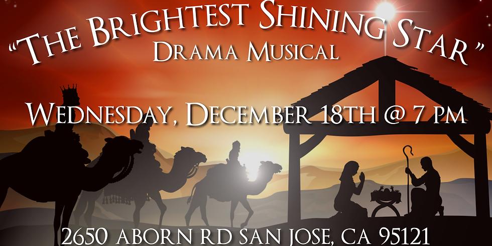 The Brightest Shining Star- San Jose Campus