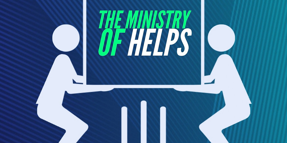Ministry of Helps (Serving Class)