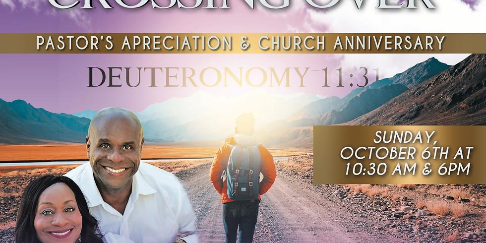 Pastors Appreciation & Church Anniversary