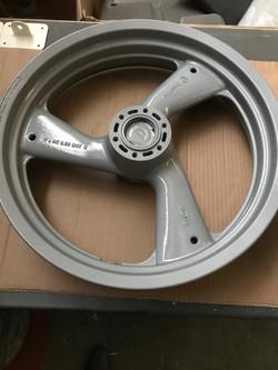 Bike Wheel 3