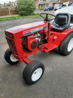 Mini Tractor1