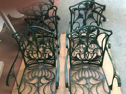 Chairs x 4