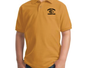YOUTH GOLD POLO Y500 GLD