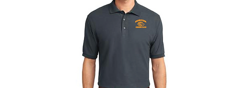 STEEL GRAY MEN'S POLO  K500 SGRY