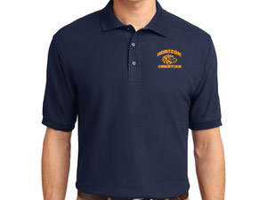 NAVY MEN'S POLO K500 NAV