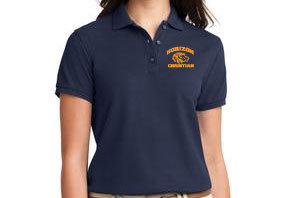 NAVY LADIES POLO L500 NVY