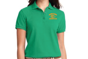 COURT GREEN LADIES POLO L500 CGRN