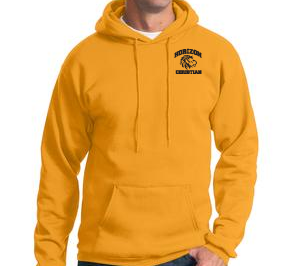 GOLD HOODIE   5GLD-1GREEN