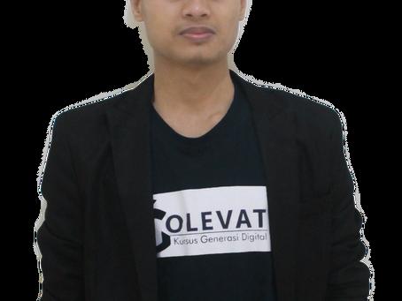 Muhammad Syafi'i, IT Consultant dan Founder Golevat Kursus Generasi Digital