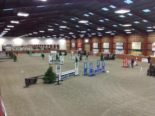 Merrist wood arena