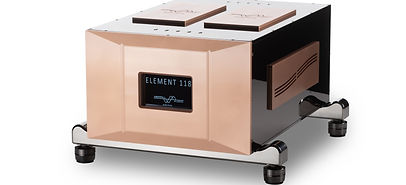 ELEMENT 118 Power Amplifier White Backgr